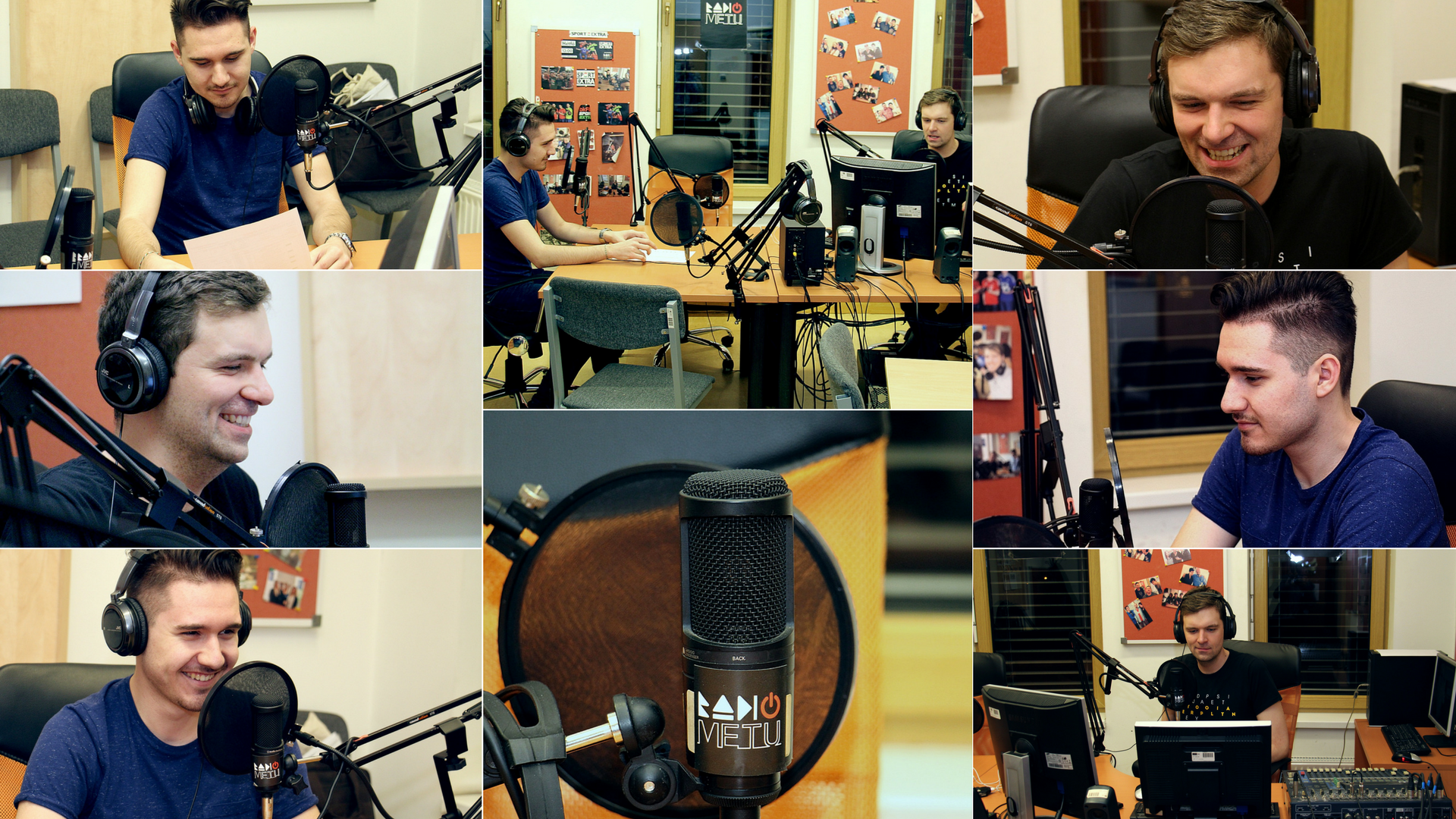 OurVision Behind The Scenes - OurVision FM 10.