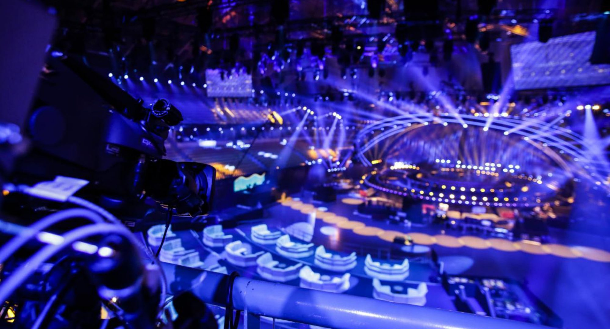 Eurovision Song Contest 2018 Stage - Színpad
