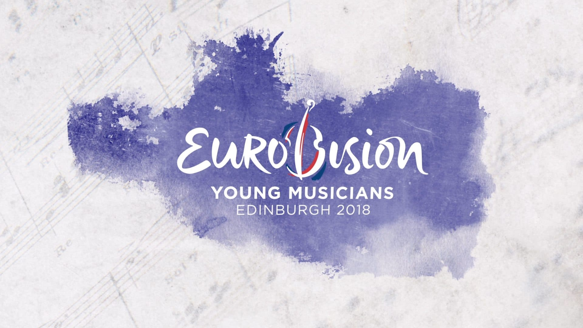 Eurovision Young Musicians 2018 - BBC cover